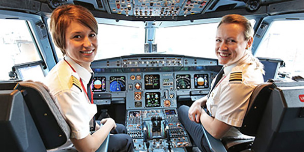 Women in Air Canada image